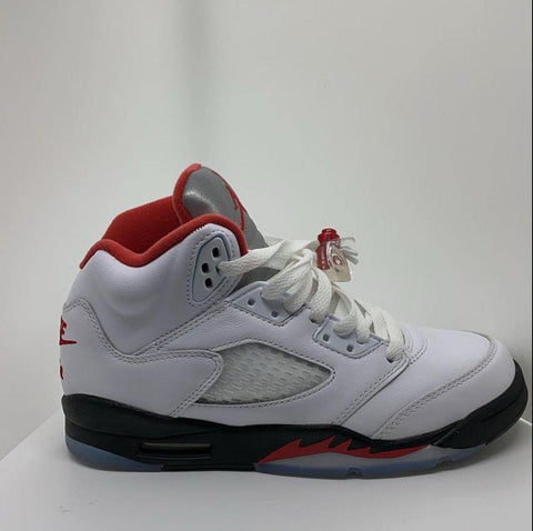 Air Jordan 5 Fire Red - Exclusive Shoes