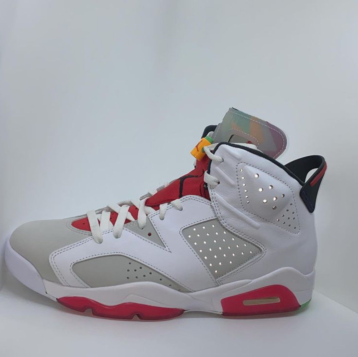 Air Jordan Retro 6s Hare