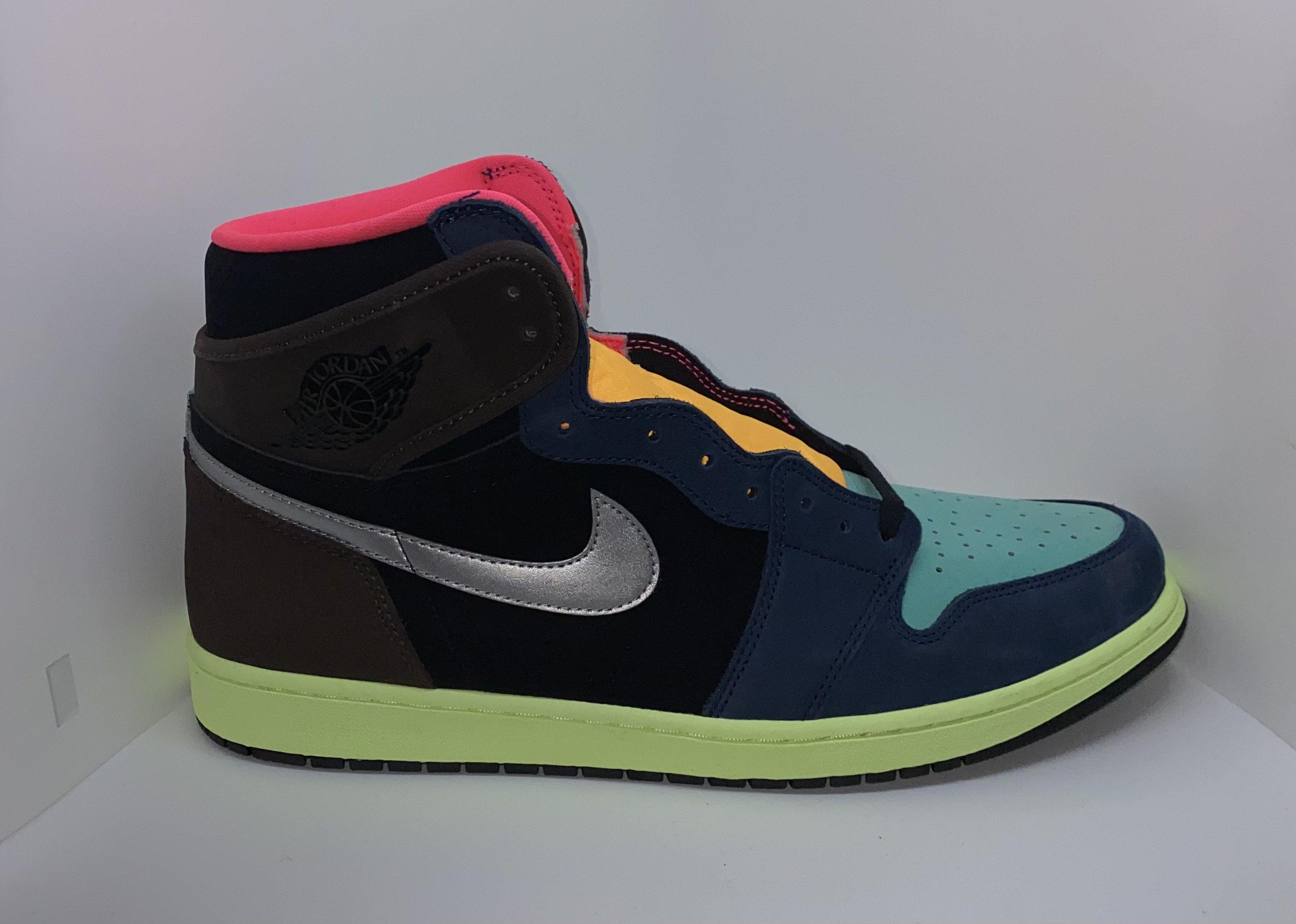 Air Jordan Retro 1s Biohack - Exclusive Shoes