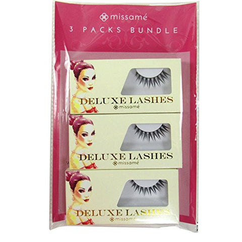 ENVY False Eyelashes (3 packs bundle)