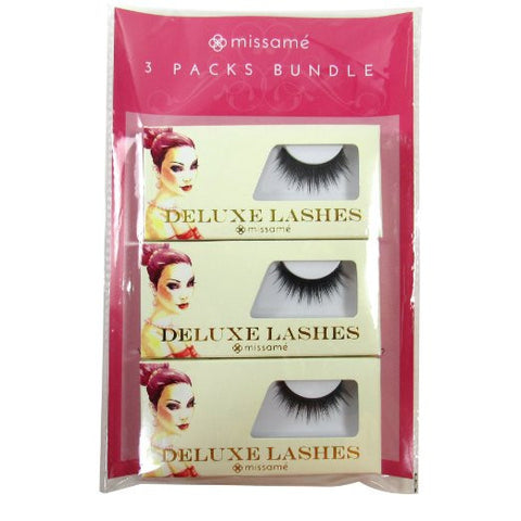 DIVA False Eyelashes (3 packs bundle)