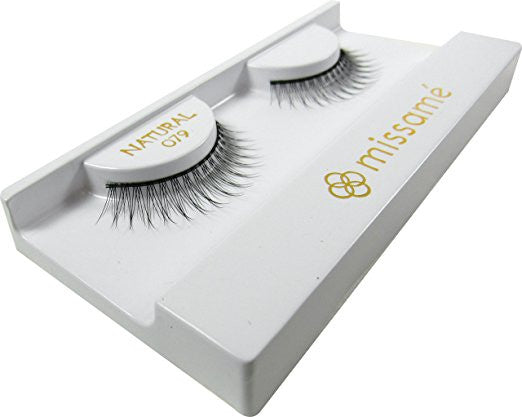 NATURAL False Eyelashes (3 packs bundle)