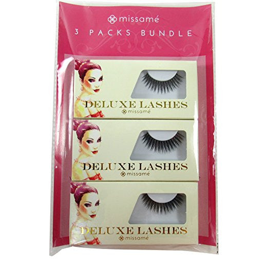 SULTRY False Eyelashes (3 packs bundle)