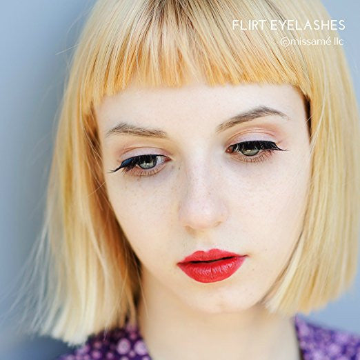FLIRT False Eyelashes (3 packs bundle)