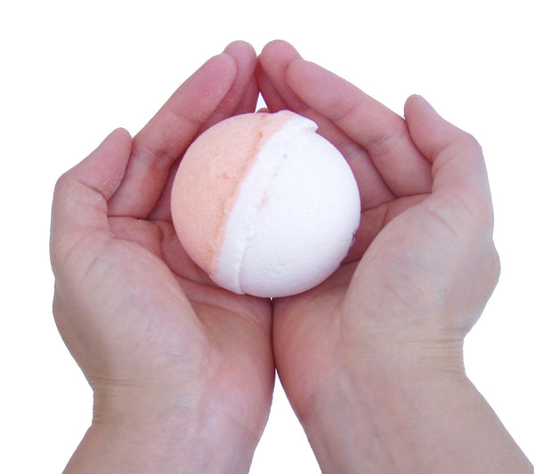 Scented Bath Bombs Gift Set, (6 Large, 4.5oz each)