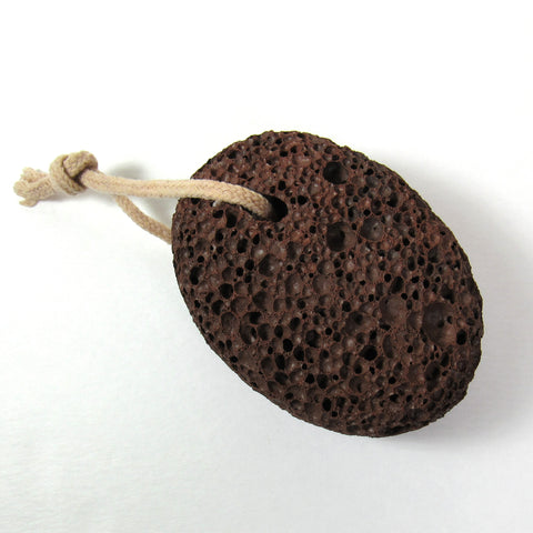 Extra Rough Foot Pumice Stone With Hanging Rope