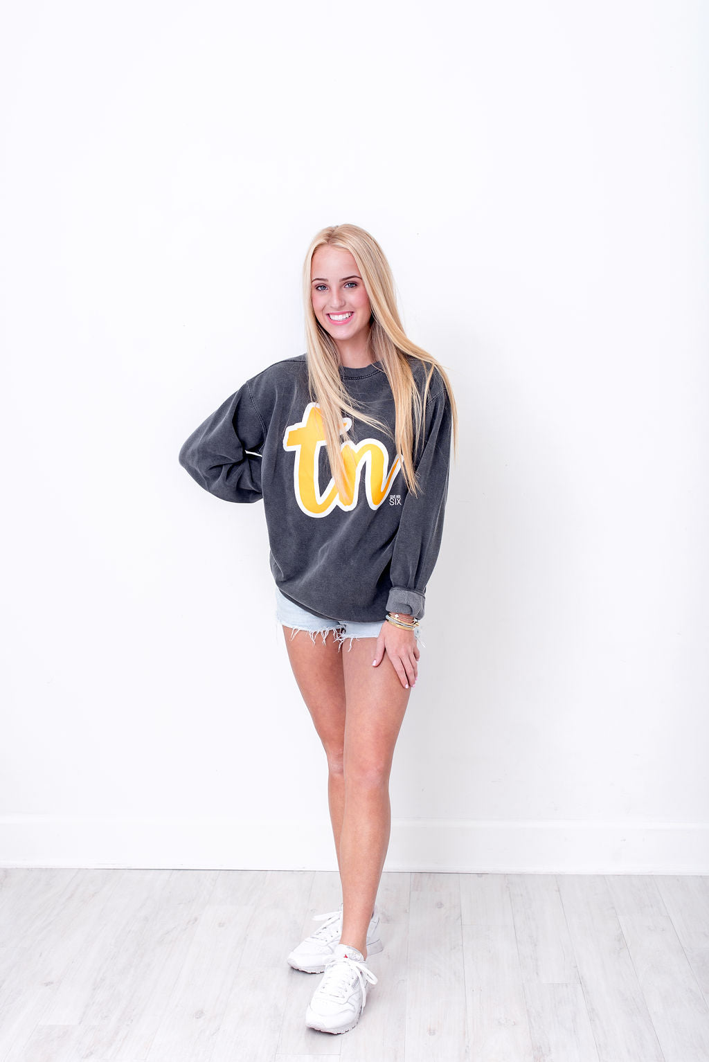 TN Script Pepper Sweatshirt