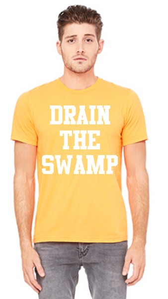 Drain The Swamp Short Sleeve Tee