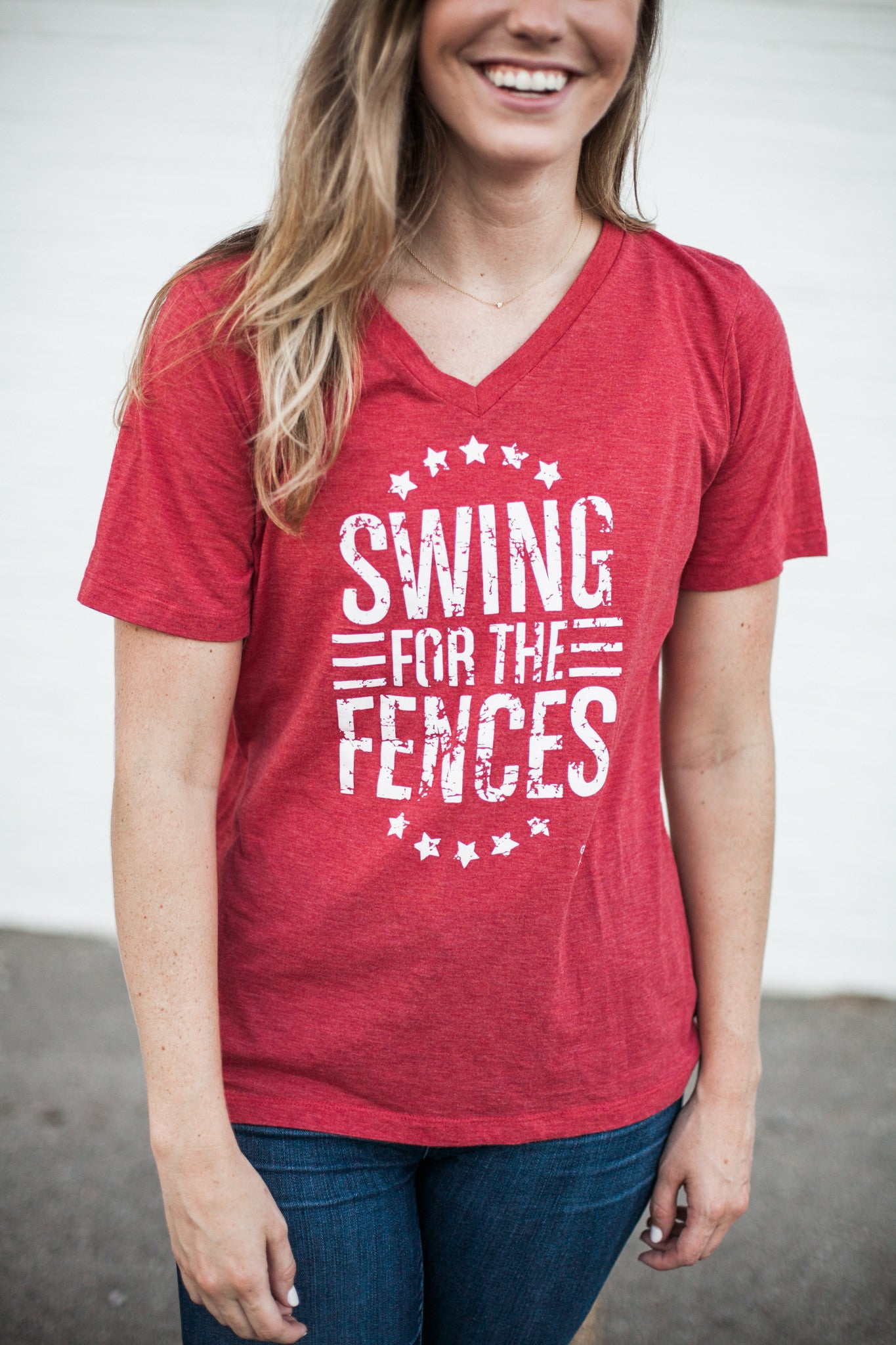 Swing For The Fences Triblend T-shirt