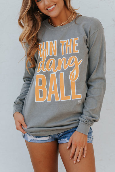 Run The Ball Long Sleeve