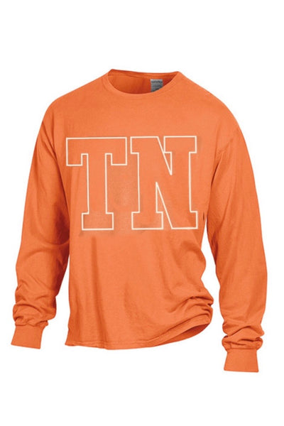 TN Orange Long Sleeve
