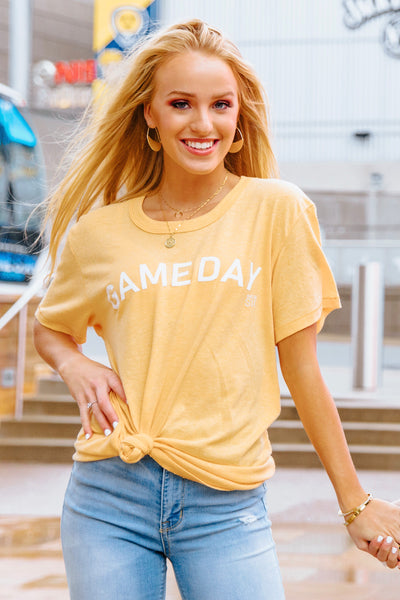Game Day Gold Tee