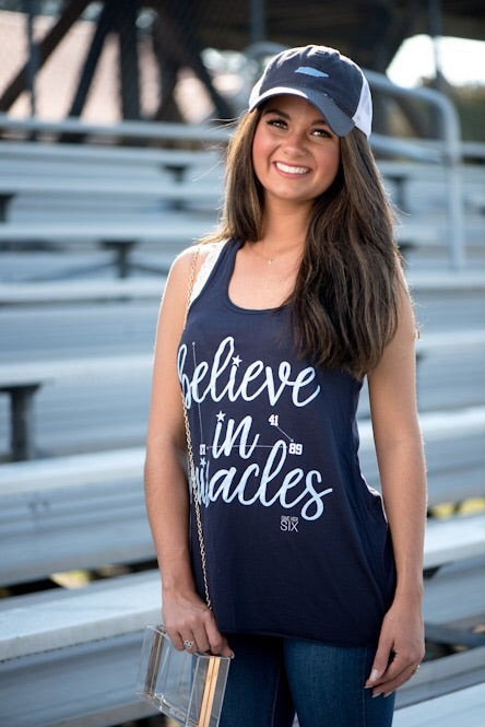 I Believe In Miracles Tank