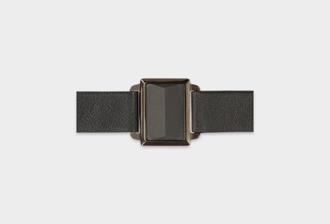 ALTRUIS X Black Frame with Black Leather
