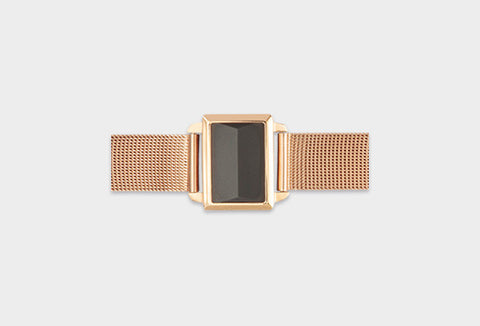 ALTRUIS X Rose Gold Metal Mesh