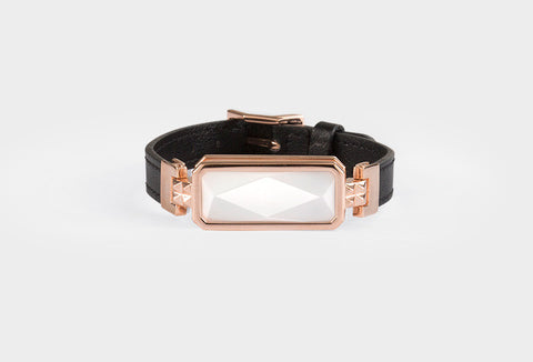 ALTRUIS rose gold & white bracelet