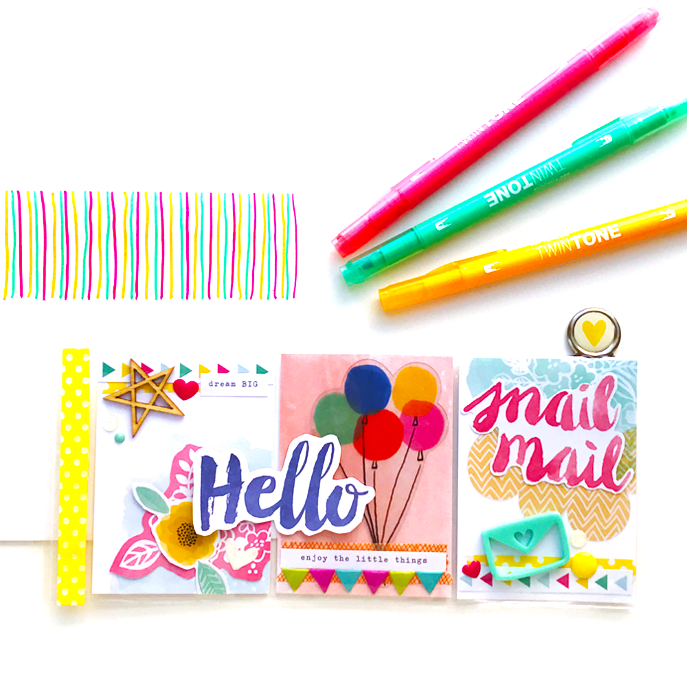 Mini Pocket Letter Share with Mixbook