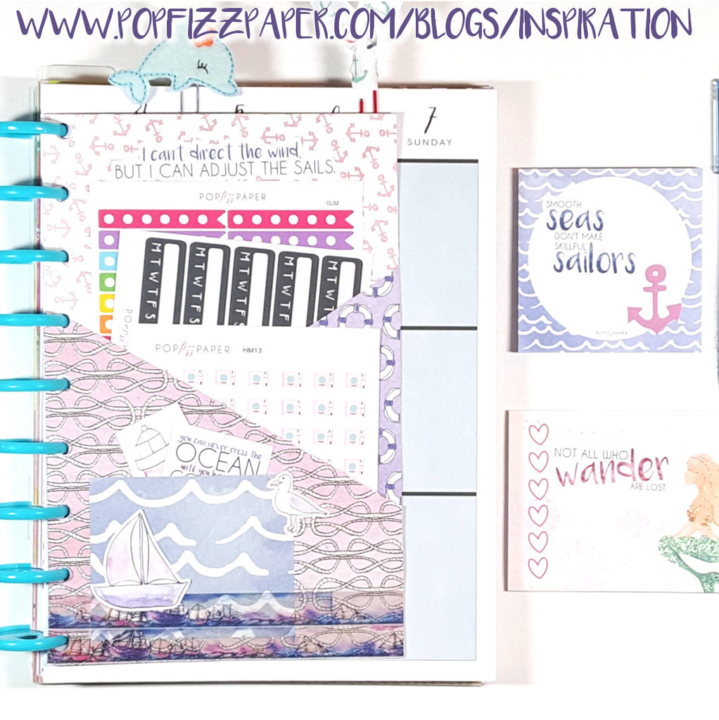DIY Folder for Your Planner