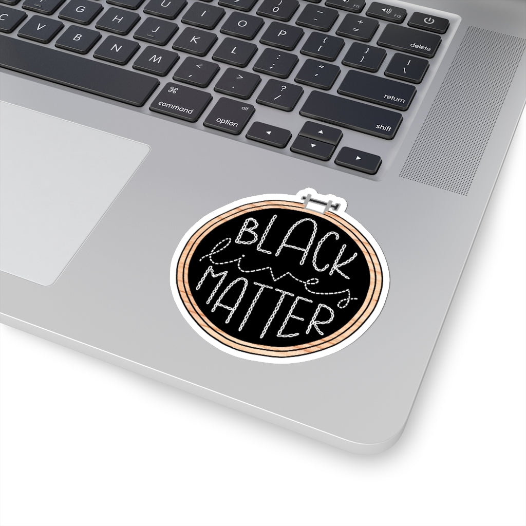 #BlackLivesMatter Fundraiser Sticker