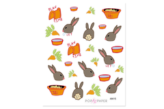 AN15 - Rabbit Care Stickers