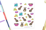 AN16 - Rabbit Care Stickers