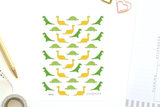 AN19 - Little Dinosaur Stickers