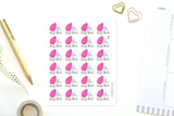 BE09 - Clean Beauty Blender Stickers
