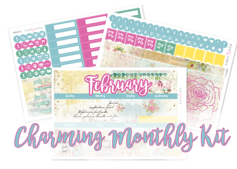 Monthly Set - February - Charming