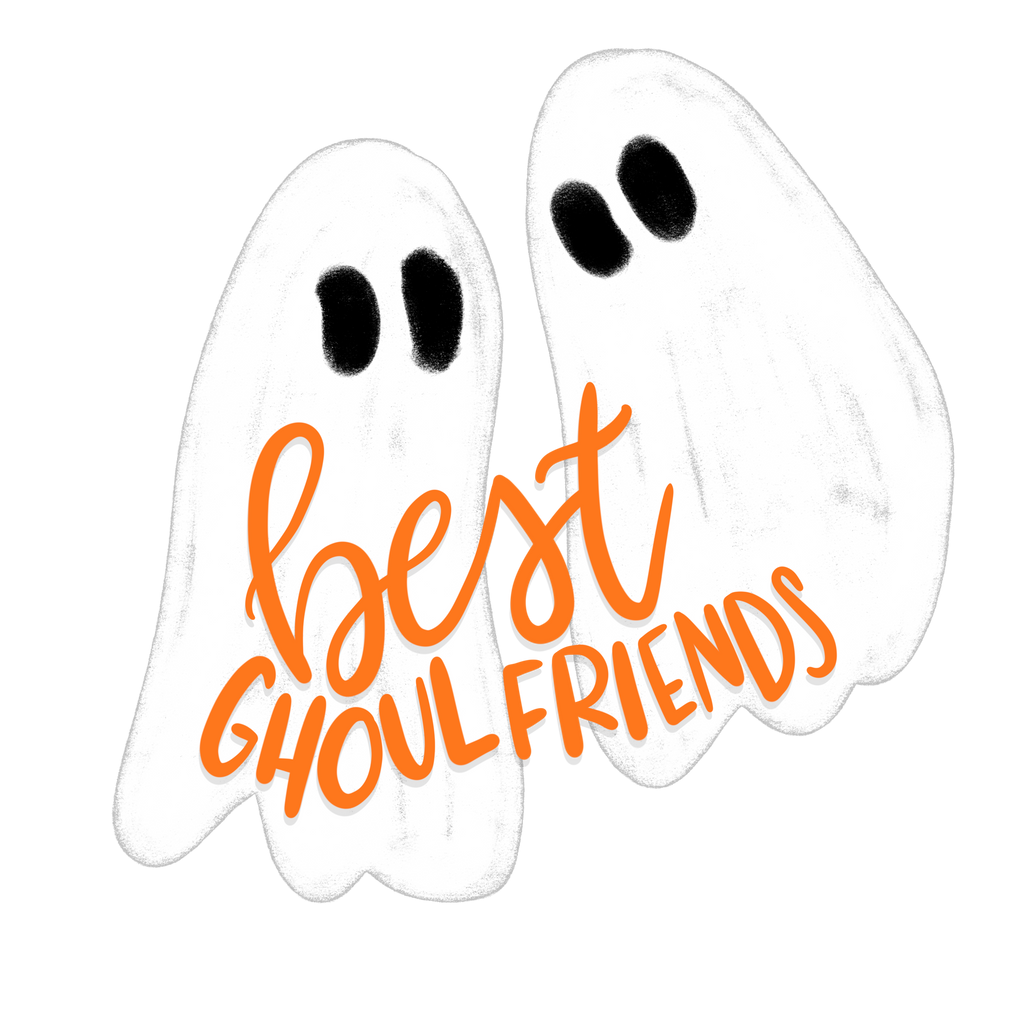 Ghoulfriends Sticker