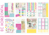WK39 - Charming Weekly Set - SINGLE SHEETS