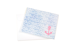 Harbor Dreams Notecard Set
