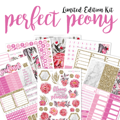 Perfect Peony Limited Edition Kit