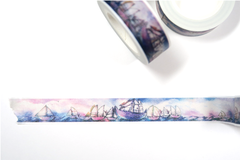 Harbor Dreams Washi