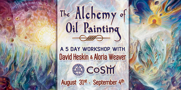 The Alchemy of Oil Painting @ CoSM