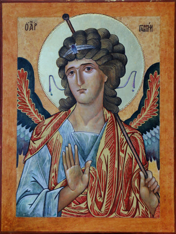 Egg Tempera Icon Paintings