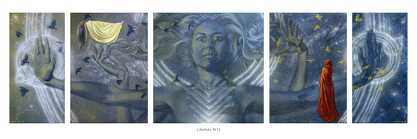 Liminal Rite - Limited Edition Paper Print