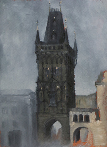 A. Weaver & D. Heskin - Powder Tower, Prague