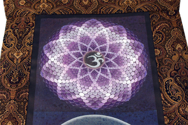 Chakra Scroll - Archival Canvas Reproduction