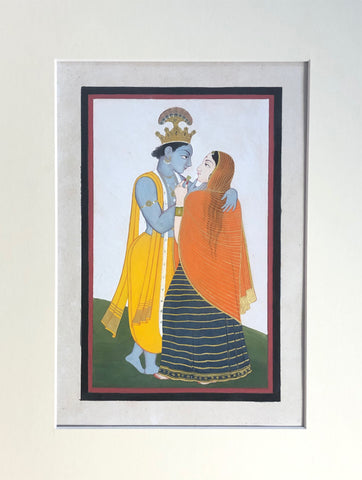 Indian Miniature Paintings