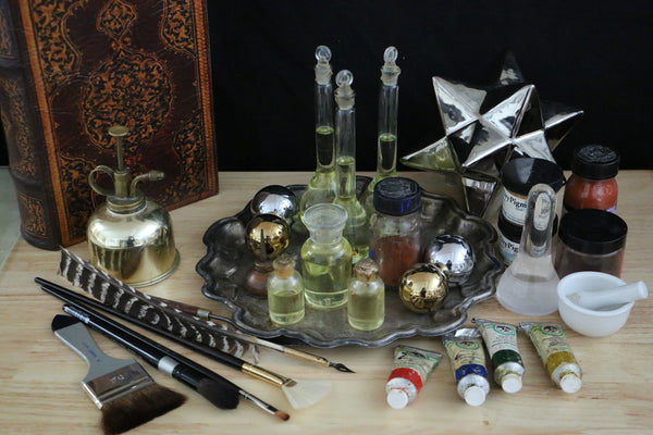 The Alchemy of Oil Painting - March 2nd-4th in Seattle
