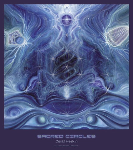 Sacred Circles & Endless Focus: 2 Poster Set