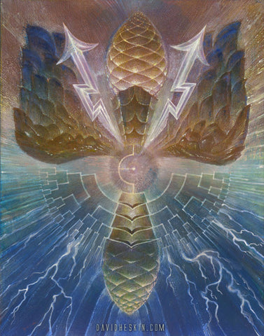 Pineal Thundercone - David Heskin