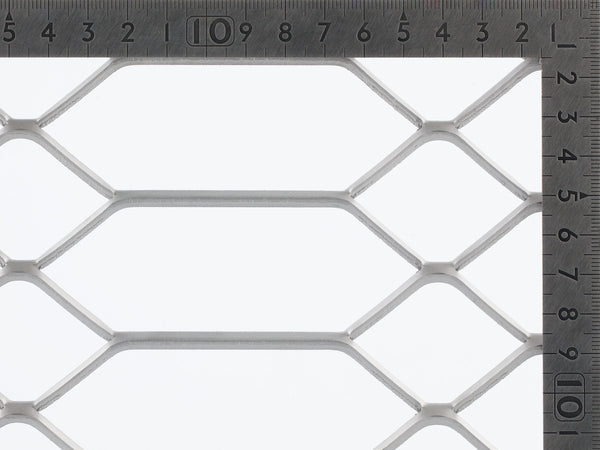 TrussForte Steel Mesh sheets, trellis work mesh, expanded mesh, expanded mesh Melbourne
