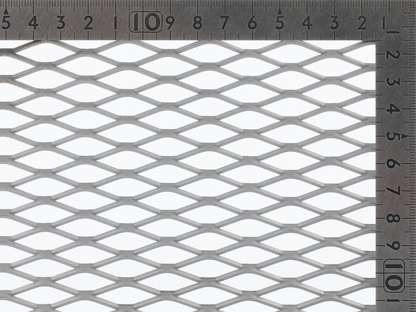 TrussForte Expanded Mesh, gutter mesh, security screens, balustrading, trellis work mesh