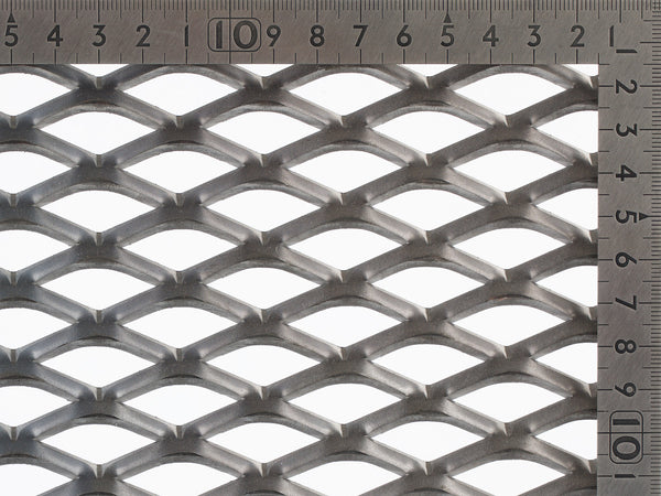 trussforte expanded mesh, grid mesh, gutter mesh, security screen mesh