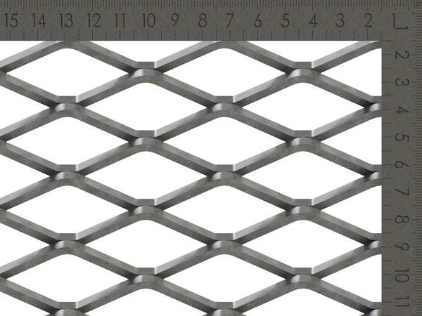 expanded mesh, TrussForte Steel Mesh rural mesh, livestock mesh, animal cages mesh, tree guard mesh