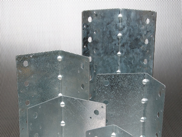 TrussForte Steel Standard building & construction Brackets, mounting brackets, heavy duty