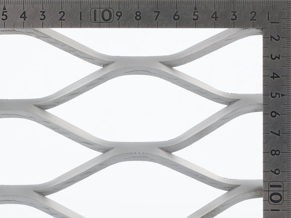 TrussForte Expanded mesh, architectural  mesh, construction mesh, modern design expanded mesh