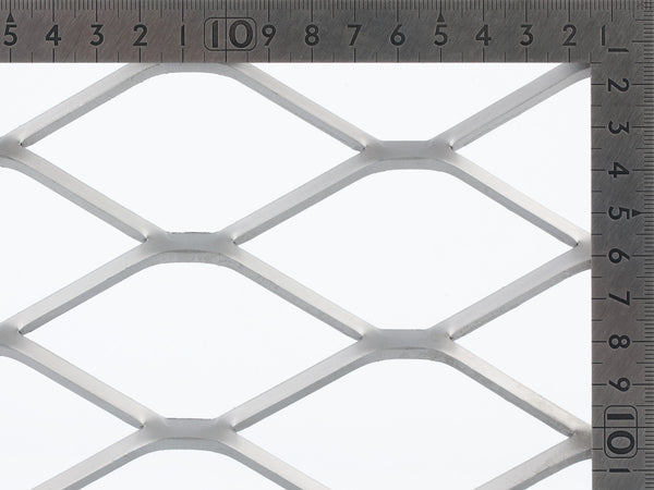 trussforte expanded mesh, security mesh, balustrading, trellis mesh, tree guard mesh, ventilating