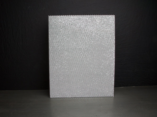 Trussforte expanded mesh sheet, drainage mesh, Trash grate mesh, orifice steel, drainage steel